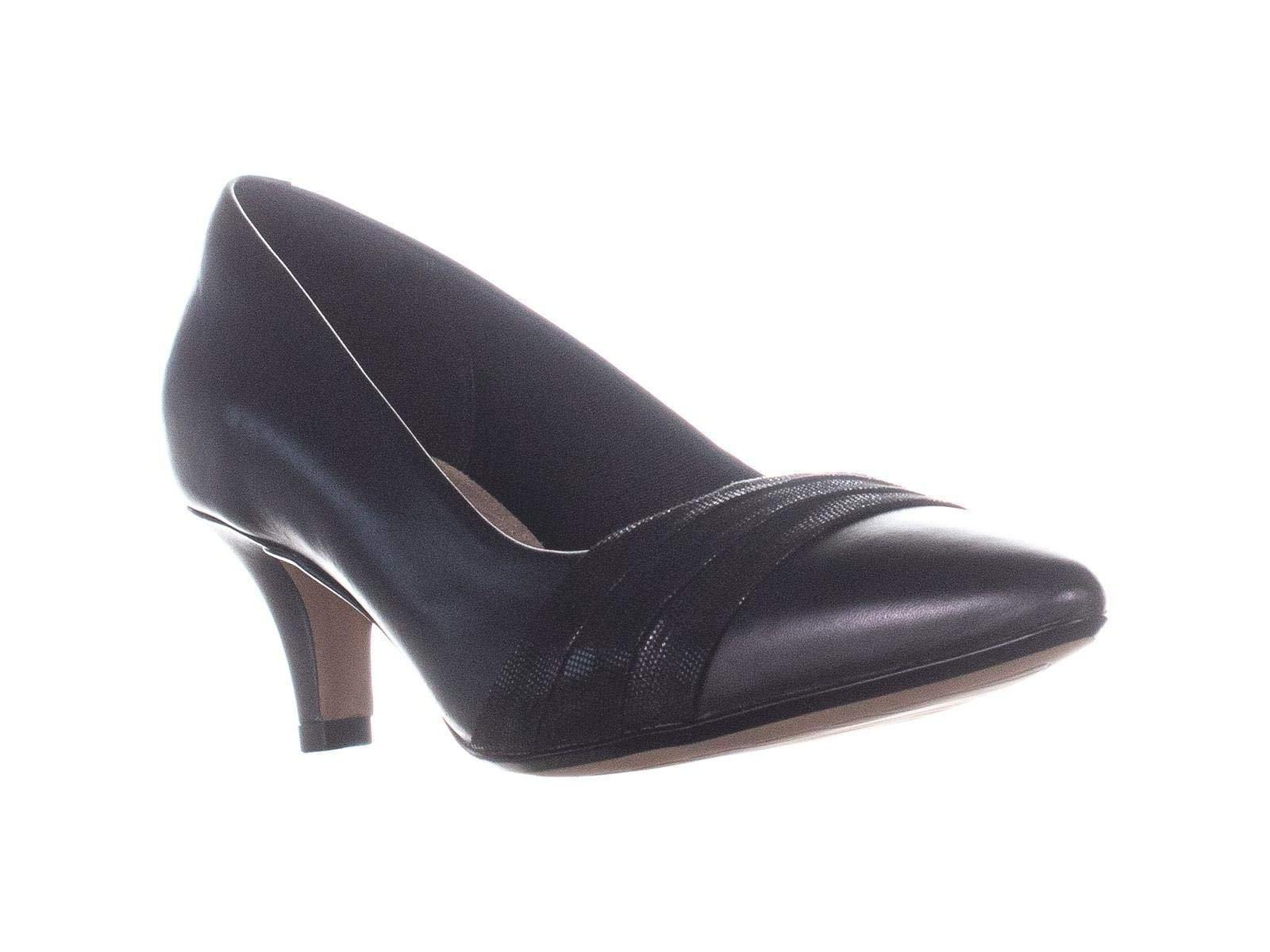 Clarks Womens Linvale Madie Pointed Toe