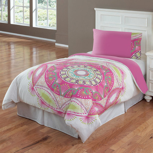 Hallmart Collectibles Sun Medallion Comforter Set