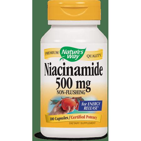Nature S Way Niacinamide Reviews