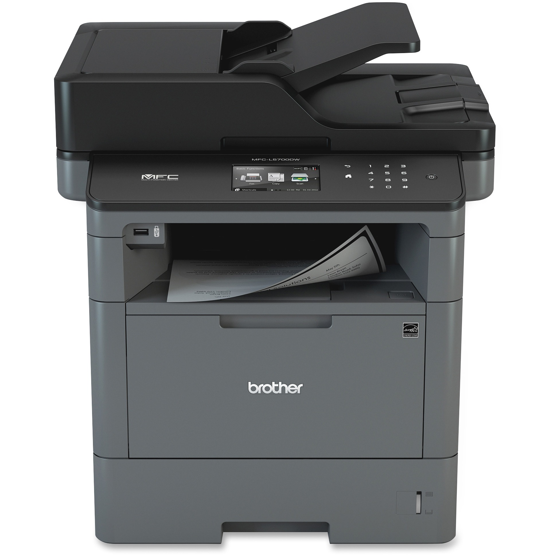 MFC-L5700DW Laser All-in-one Printer
