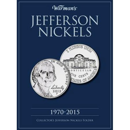 1940 Jefferson Nickel (Jefferson Nickels, 1970-2015 : Collector's Jefferson Nickels)