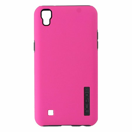 Incipio DualPro Series Dual Layer Case Cover for LG X Power - Pink / Dark Gray - image 2 of 2