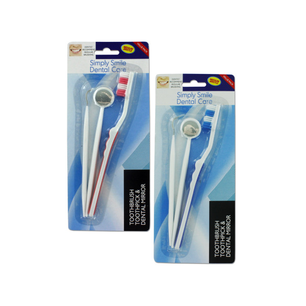 Dental Hygiene Kit (Pack Of 24)