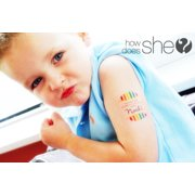 Silhouette Printable Temporary Tattoo Paper 8 5 X11