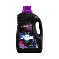 Woolite DARKS Liquid Laundry Detergent, With Color Renew, HE & Regular Washers