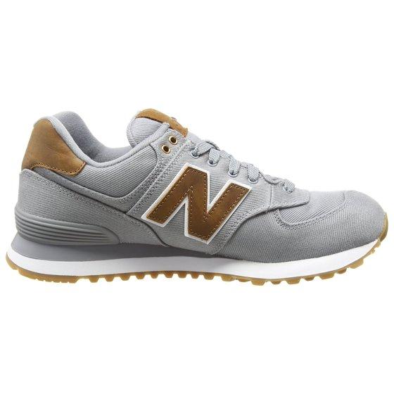 quality design 1fc2c bfc5c New Balance - New Balance ML574TXC: 574 Grey White Mens ...