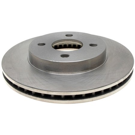 - AC Delco 18A1585A Brake Disc, Stock Replacement, Front Driver Or Passenger Side