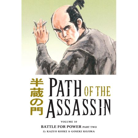 Path Of The Assassin Volume 10  Battle For Power Part Two