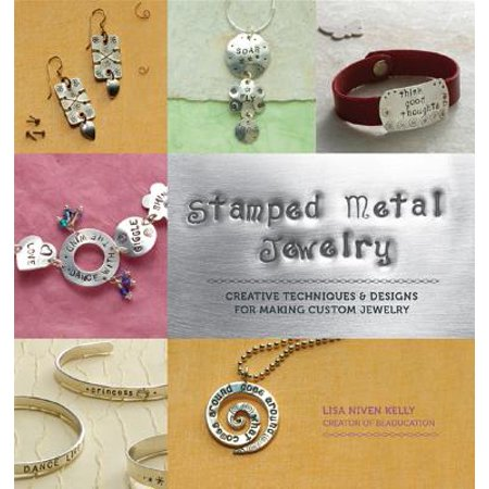 Stamped Metal Jewelry : Creative Techniques and Designs for Making Custom Jewelry](Jewelry Making Games)