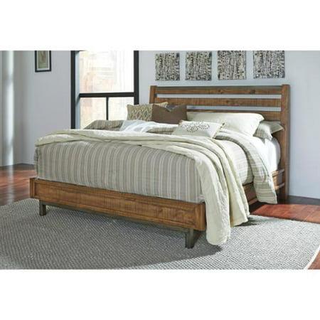 Dondie Warm Brown King Bed
