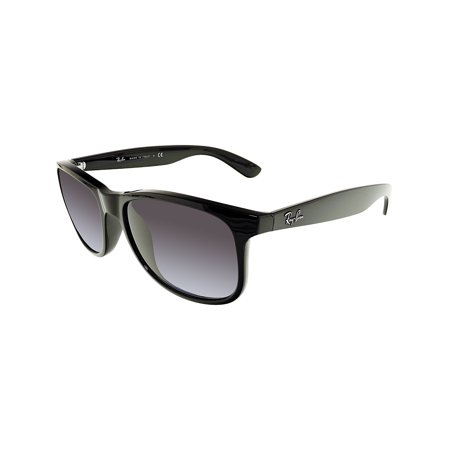 aaaf9e3ac96871 Ray-Ban Men s Gradient Andy RB4202-601 8G-55 Black Wayfarer Sunglasses ...