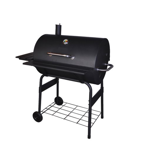 Backyard Grill 30-Inch Barrel Charcoal Grill