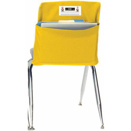 "Seat Sack Large Storage Pocket, 17"", Multiple Colors"