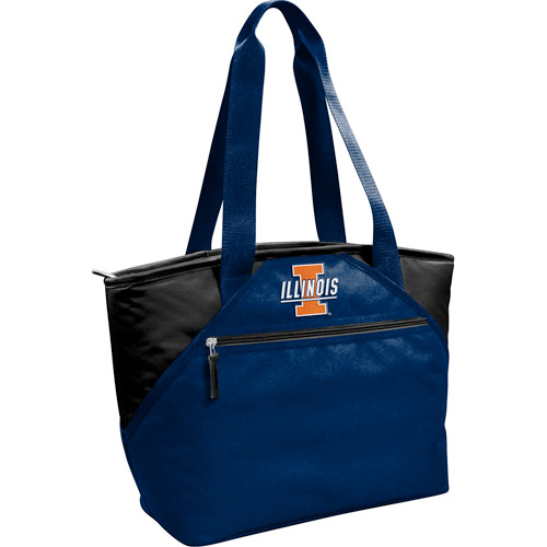 Rawlings NCAA Cooler Tote, Illinois Fighting Illini