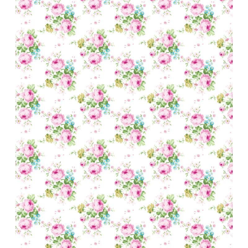 "Craft Consortium Decoupage Papers 13.75""X15.75"" 3/Pkg-Darling Rose"