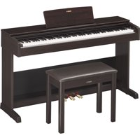 Yamaha YDP103R Digital Piano with Bench Rosewood
