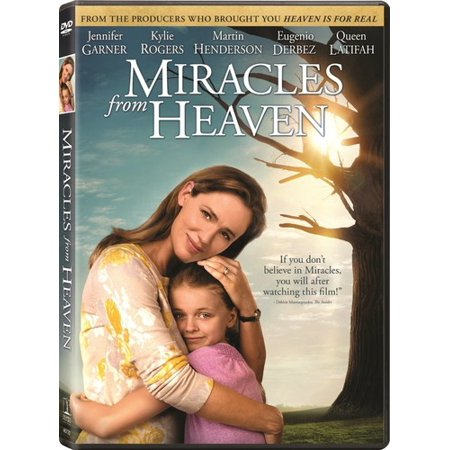 Under The Banner Of Heaven Movie (Miracles from Heaven (DVD))