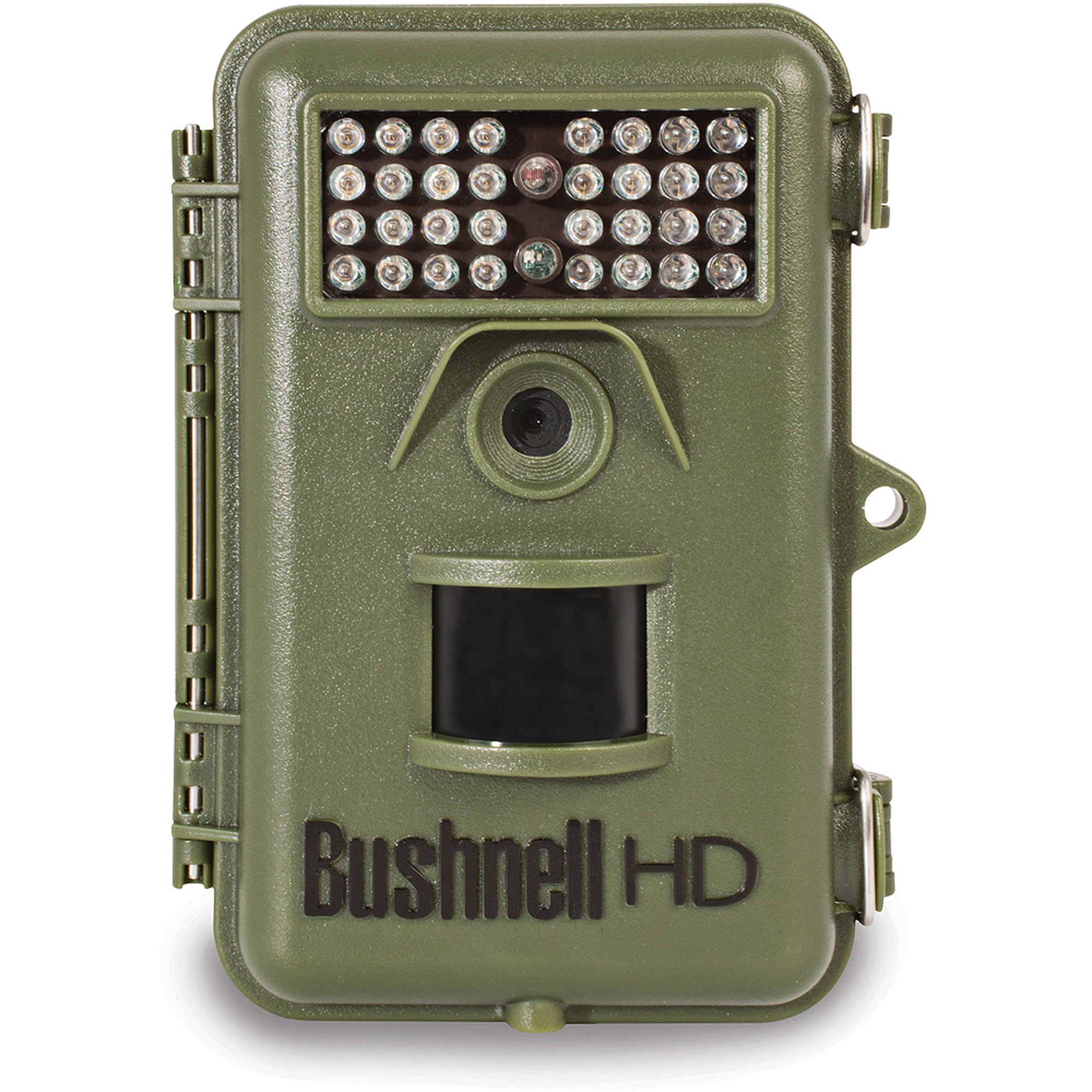 Bushnell 12MP Natureview Essential Trail HD Camera, Green, Low Glow
