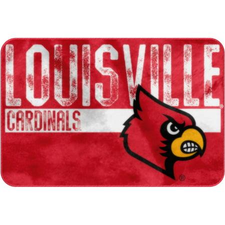 Louisville Cardinals Tailgater Mat (NCAA Louisville Cardinals 20