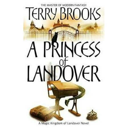 A Princess Of Landover (Magic Kingdom of Landover) (Landover Collection)