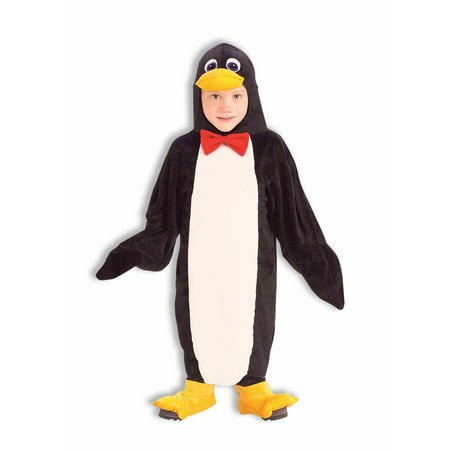Toddler Plush Penguin Costume - Party City Penguin Costume