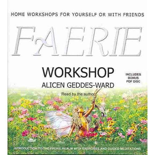 Faerie Workshop: Included Pdf Disc
