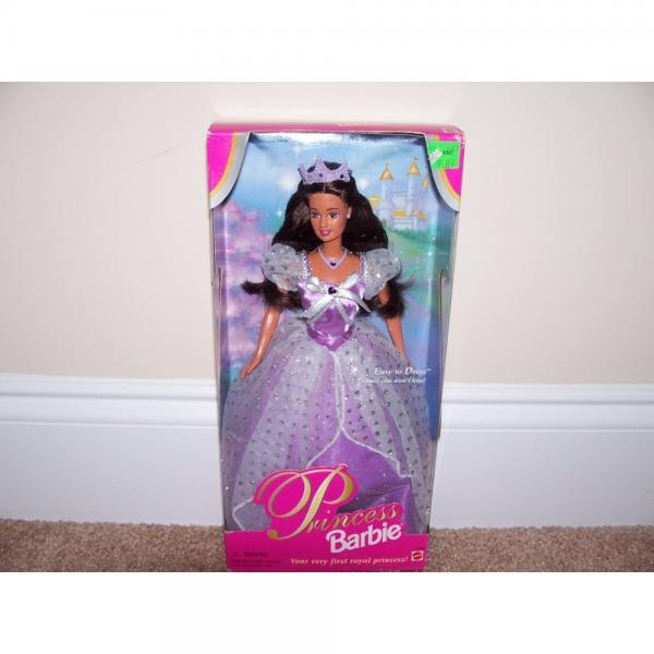Princess Barbie My Very First Royal Princess 1997