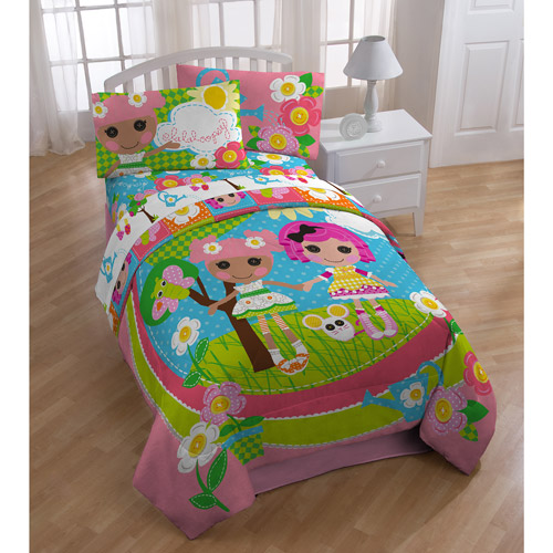 Lalaloopsy Twin/Full Reversible Comforter