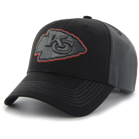 NFL Kansas City Chiefs Mass Blackball Cap - Fan - Chiefs Hats
