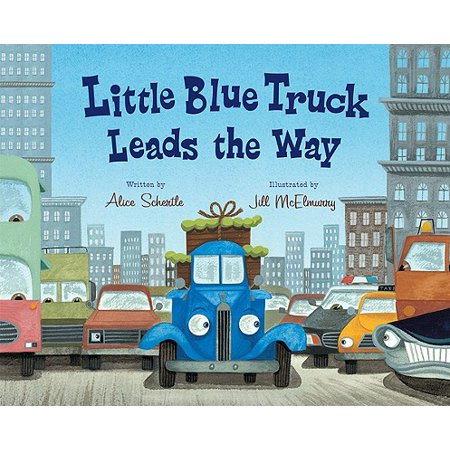 Little Blue Truck Leads the