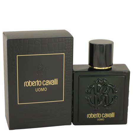 Roberto Cavalli Uomo By Roberto Cavalli Eau De Toilette Spray 3.4 oz - image 2 of 2