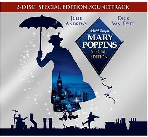 Mary Poppins Soundtrack (Digi-Pak)