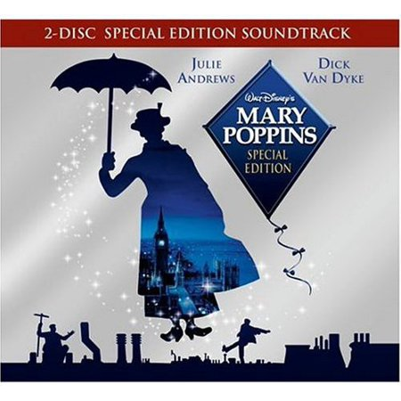 Mary Poppins Soundtrack (Digi-Pak)