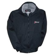 Hooded Jacket, Black, M 37084