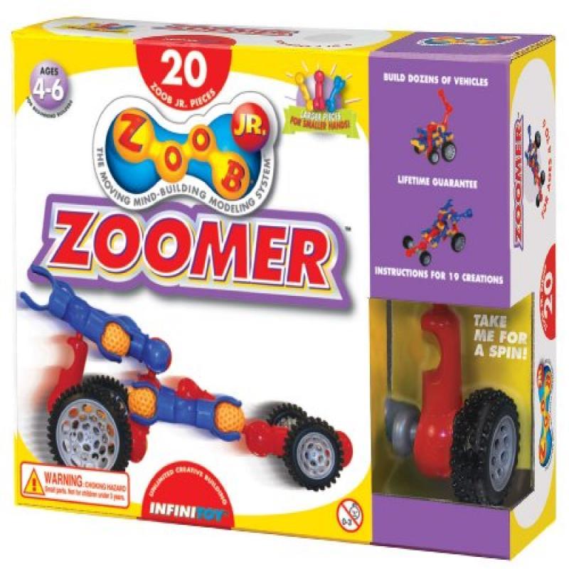 Infinitoy ZOOB Jr. Zoomer