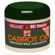 ORS Organic Root Stimulator Carrot Oil, 6 oz