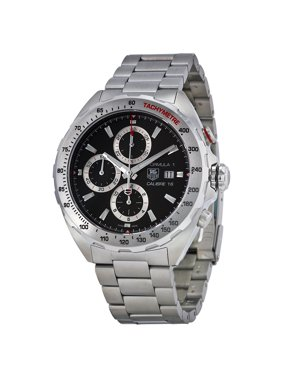 Tag Heuer Men's Formula 1 Automatic Calibre 16 Chronograph 44mm Watches