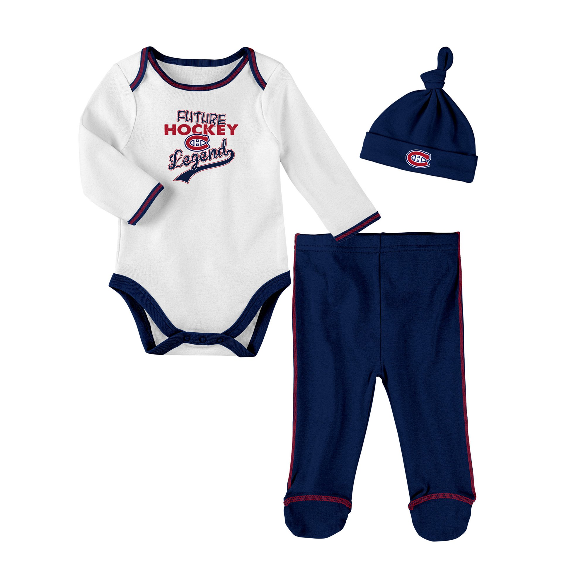 sports shoes 280fb 80283 Infant Montreal Canadiens NHL Future Legend Creeper Pant ...