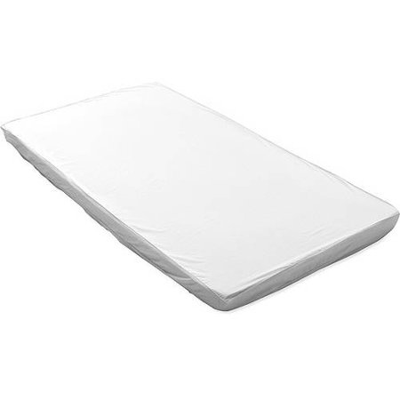 "Image of Aerus Natural 3"" Memory Foam Topper w/ 300TC Cotton Cover"