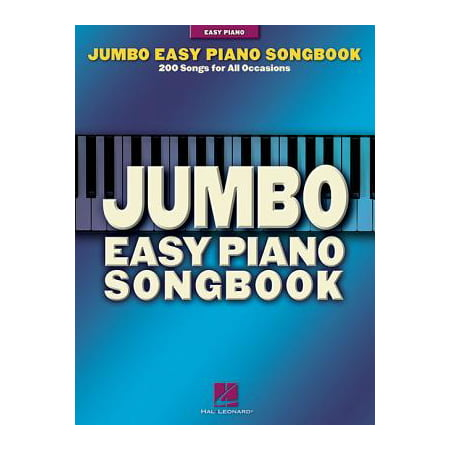 Halloween Song Piano (Jumbo Easy Piano Songbook : 200 Songs for All)
