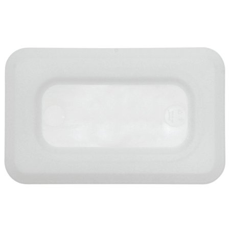 - Ninth Size Sealed Cover For Cold Food Pans Translucent