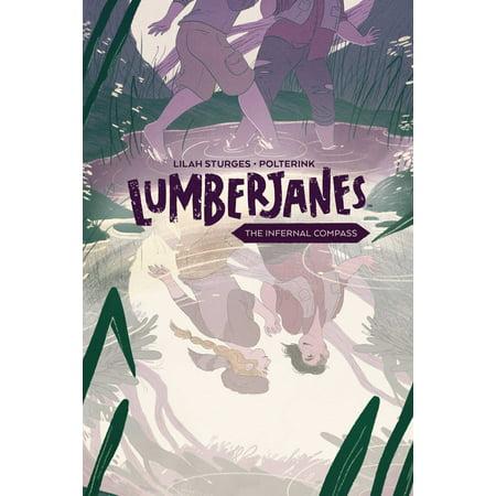 - Lumberjanes Original Graphic Novel: The Infernal Compass (Paperback)