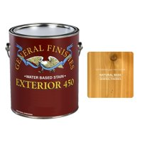 General Finishes, EXTERIOR 450 STAINS, Natural Base, Quart