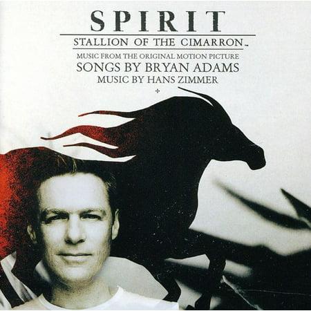 Spirit: Stallion of the Cimarron (CD)