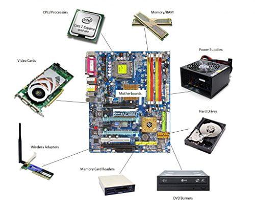 IBM 69Y1225-02 IBM.Processor Xeon Quad-Core 2.40 GHz Bus Speed: 1066 MHz LGA136 by IBM