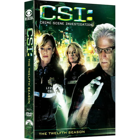 Csi  The Twelfth Season