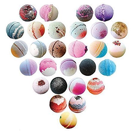 10 PACK BUBBLING Bath Bomb ( 4 ounce) Bath Bubbling Bath Bombs/ASSORTED Best