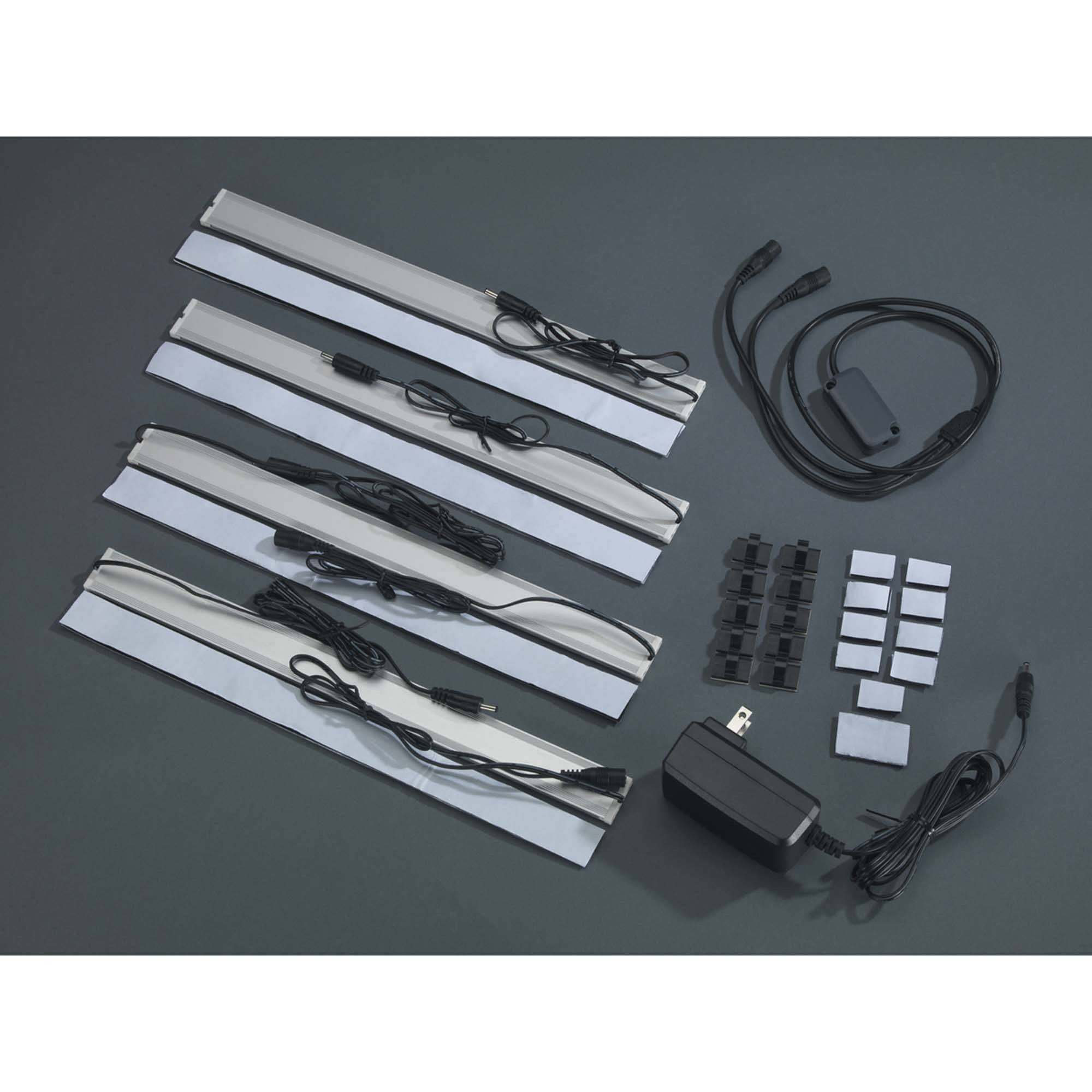 Deluxe Electric Light Kit with 4 Light Bars