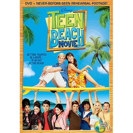 Teen Beach Movie (DVD) - M&ds Halloween Movies