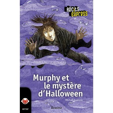 Murphy et le mystère d'Halloween - eBook